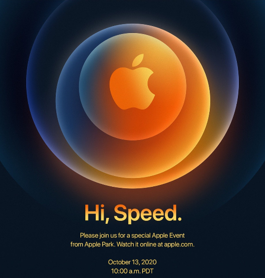Apple special launch event